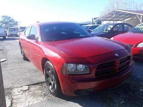 2006 Dodge Charger for sale at Rocket Center Auto Sales in Mount Carmel TN