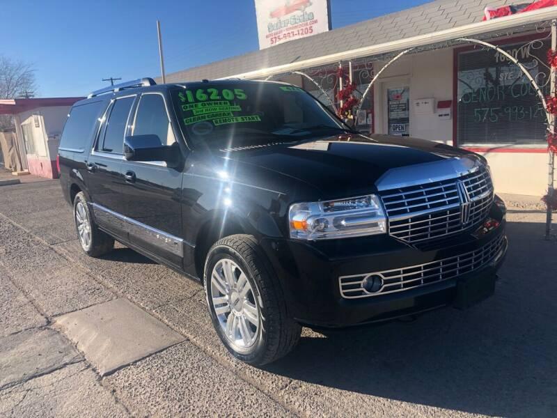 2014 Lincoln Navigator L for sale at Senor Coche Auto Sales in Las Cruces NM