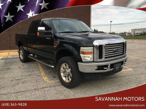 2010 Ford F-250 Super Duty for sale at Savannah Motors in Cahokia IL