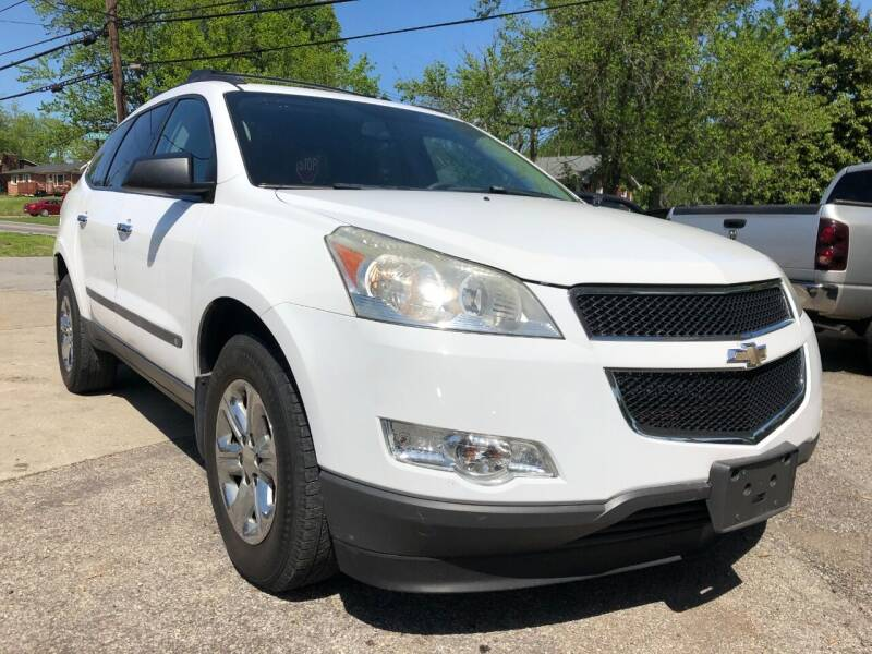 2009 Chevrolet Traverse for sale at King Louis Auto Sales in Louisville KY