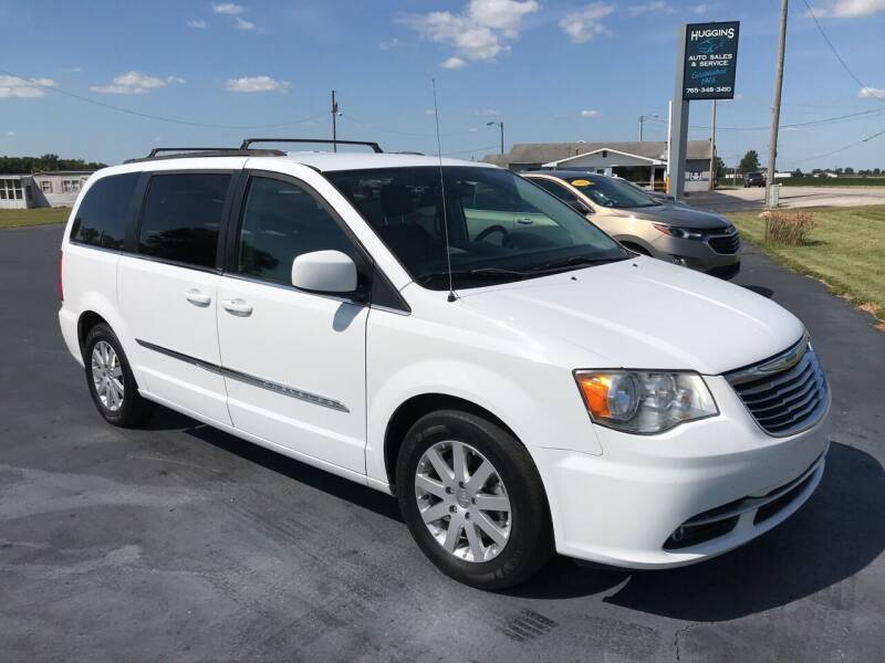 2014 Chrysler Town and Country for sale at Huggins Auto Sales in Hartford City IN