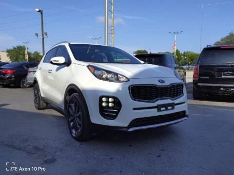 2019 Kia Sportage for sale at Start Auto Liquidation Center in Miramar FL