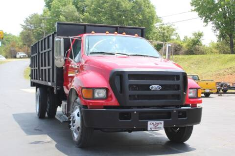 2004 Ford F-650 Super Duty for sale at Baldwin Automotive LLC in Greenville SC