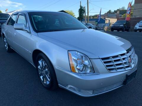 2010 Cadillac DTS for sale at TD MOTOR LEASING LLC in Staten Island NY