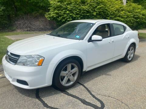 2011 Dodge Avenger for sale at Padula Auto Sales in Braintree MA