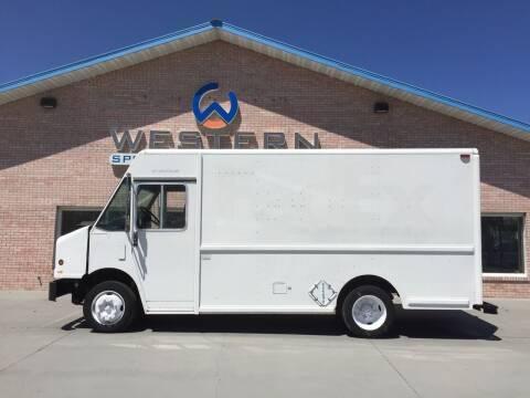 2000 Freightliner P700 Step Van for sale at Western Specialty Vehicle Sales in Braidwood IL