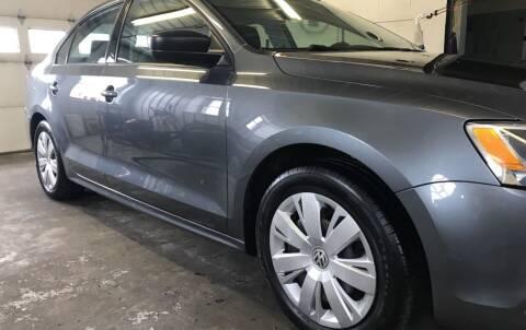 2014 Volkswagen Jetta for sale at CESSNA MOTORS INC in Bedford PA