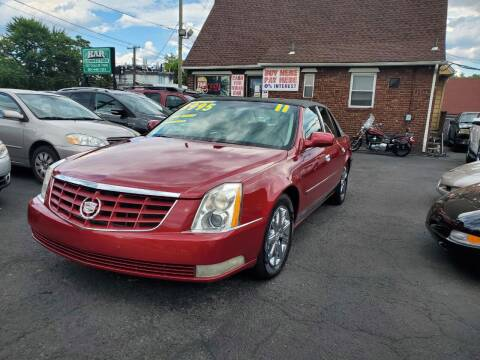 2011 Cadillac DTS for sale at Kar Connection in Little Ferry NJ