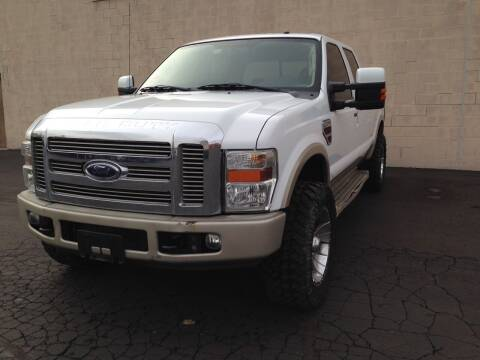 2008 Ford F-250 Super Duty for sale at Scott's Automotive in West Allis WI