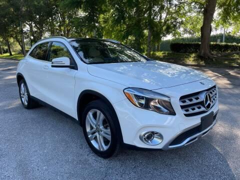 2019 Mercedes-Benz GLA for sale at DELRAY AUTO MALL in Delray Beach FL
