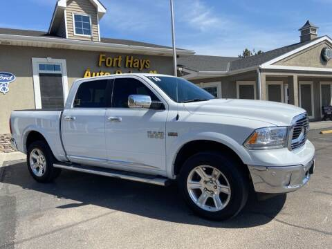 2016 RAM Ram Pickup 1500 for sale at Fort Hays Auto Sales in Hays KS