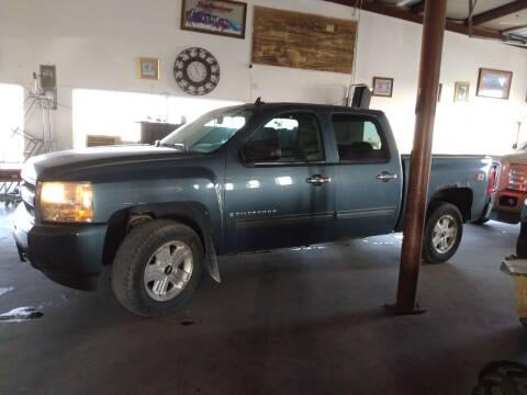 2009 Chevrolet Silverado 1500 for sale at PYRAMID MOTORS - Pueblo Lot in Pueblo CO