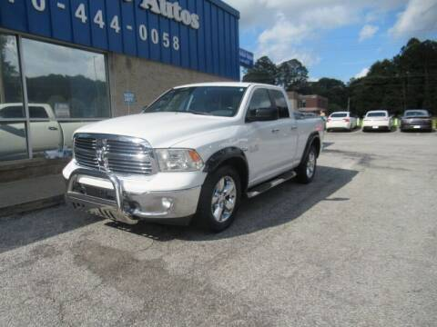 2016 RAM Ram Pickup 1500 for sale at Southern Auto Solutions - 1st Choice Autos in Marietta GA