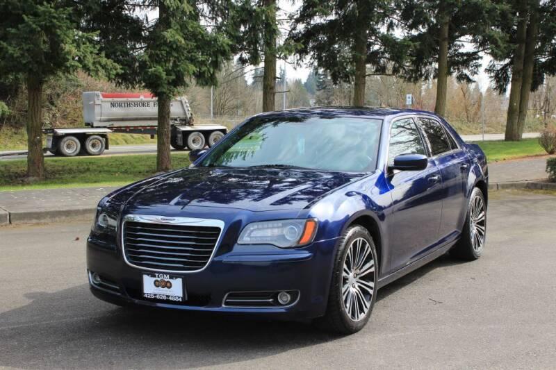 2013 Chrysler 300 for sale at Top Gear Motors in Lynnwood WA