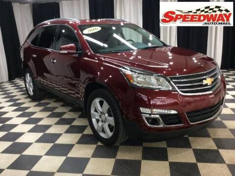 2016 Chevrolet Traverse for sale at SPEEDWAY AUTO MALL INC in Machesney Park IL
