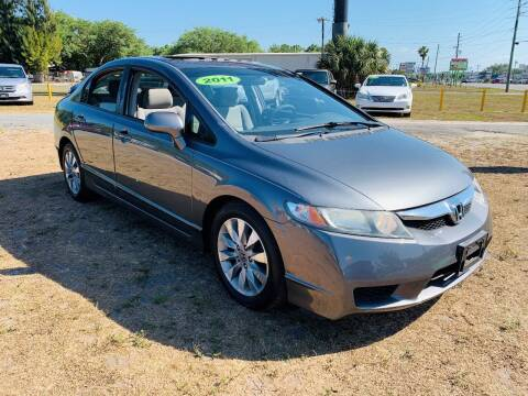 2011 Honda Civic for sale at Unique Motor Sport Sales in Kissimmee FL