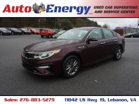 2019 Kia Optima for sale at Auto Energy in Lebanon VA