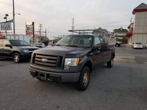 2010 Ford F-150 for sale at 25TH STREET AUTO SALES in Easton PA