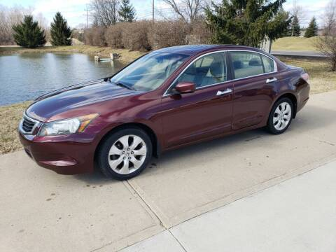 2008 Honda Accord for sale at Exclusive Automotive in West Chester OH