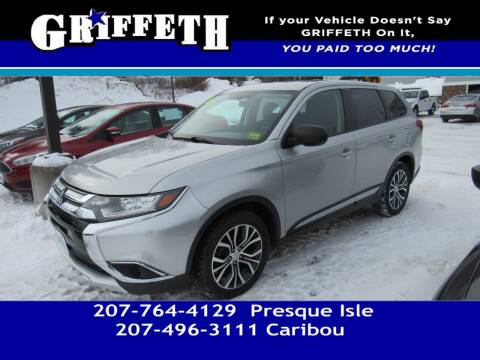 2018 Mitsubishi Outlander for sale at Griffeth Mitsubishi - Pre-owned in Caribou ME