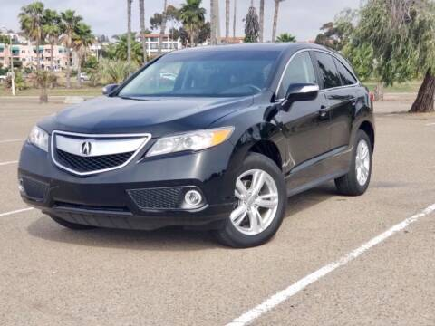 2015 Acura RDX for sale at Masi Auto Sales in San Diego CA