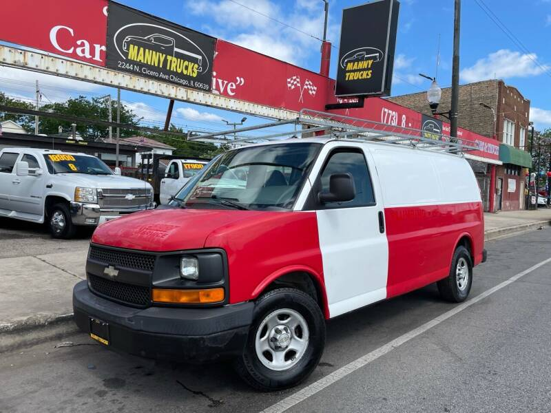 2006 Chevrolet Express Cargo for sale at Manny Trucks in Chicago IL