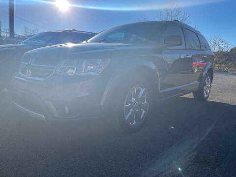 2014 Dodge Journey for sale at Turner's Inc - Main Avenue Lot in Weston WV