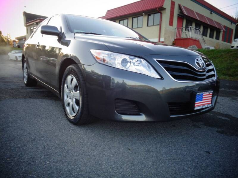 2011 Toyota Camry for sale at Quickway Exotic Auto in Bloomingburg NY