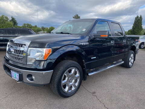 2013 Ford F-150 for sale at Universal Auto Inc in Salem OR