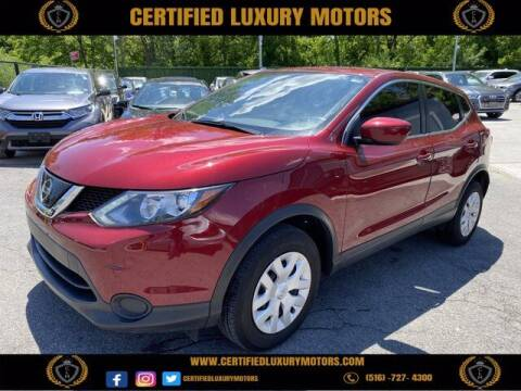 2019 Nissan Rogue Sport for sale at CERTIFIED LUXURY MOTORS OF QUEENS in Elmhurst NY