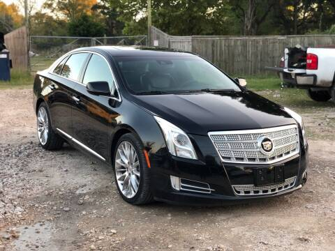 2013 Cadillac XTS for sale at Preferable Auto LLC in Houston TX