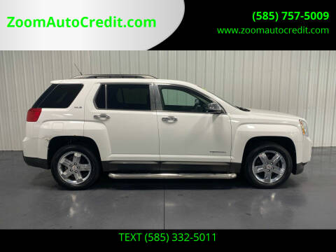 2012 GMC Terrain for sale at ZoomAutoCredit.com in Elba NY