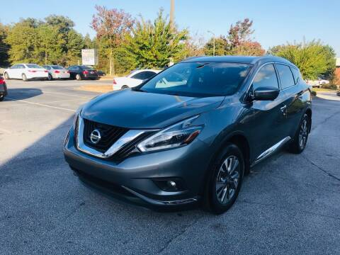 2018 Nissan Murano for sale at Atlanta Motor Sales in Loganville GA