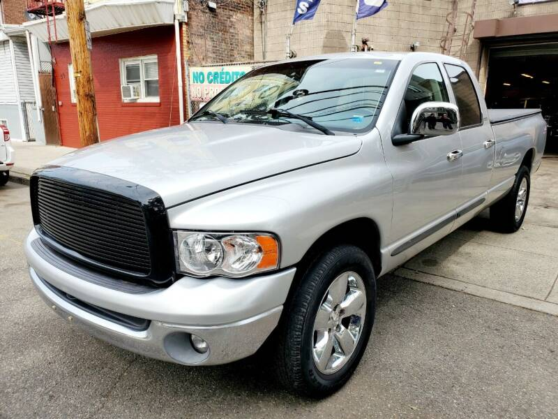 2002 Dodge Ram Pickup 1500 for sale at Discount Auto Sales in Passaic NJ