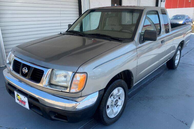 2000 Nissan Frontier for sale at Tiny Mite Auto Sales in Ocean Springs MS