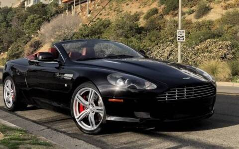 2010 Aston Martin DB9 for sale at Classic Car Deals in Cadillac MI