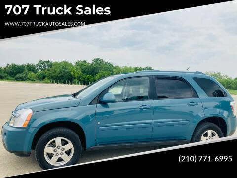 2008 Chevrolet Equinox for sale at 707 Truck Sales in San Antonio TX