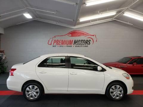 2010 Toyota Yaris for sale at Premium Motors in Villa Park IL