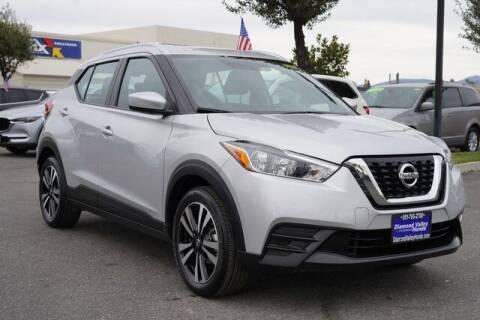 2019 Nissan Kicks for sale at DIAMOND VALLEY HONDA in Hemet CA