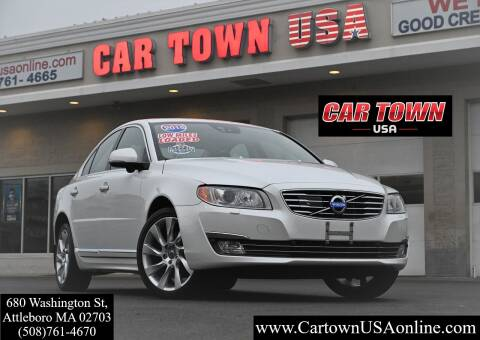 2015 Volvo S80 for sale at Car Town USA in Attleboro MA