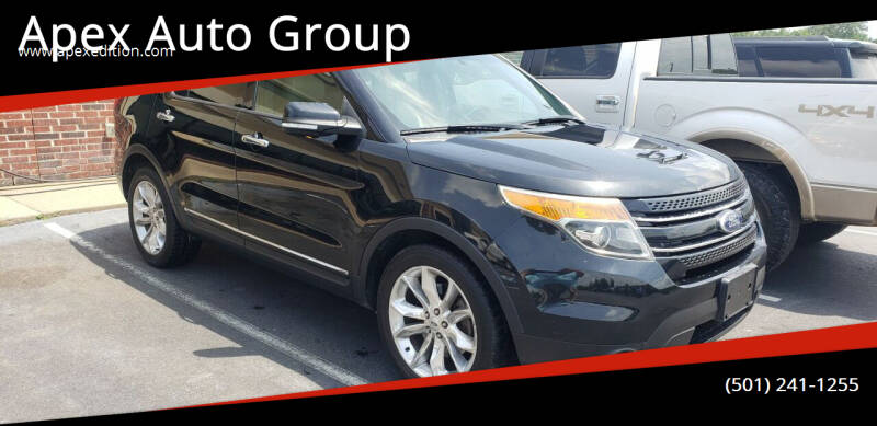 2014 Ford Explorer for sale at Apex Auto Group in Cabot AR