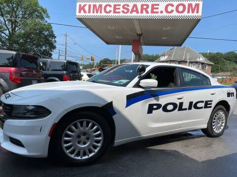 2015 Dodge Charger for sale at KIM CESARE AUTO SALES in Pen Argyl PA