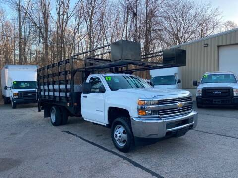 2017 Chevrolet Silverado 3500HD CC for sale at Auto Towne in Abington MA
