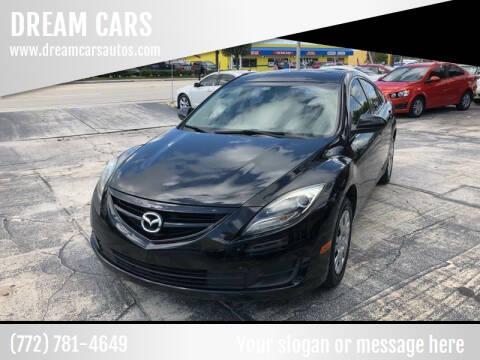 2012 Mazda MAZDA6 for sale at DREAM CARS in Stuart FL