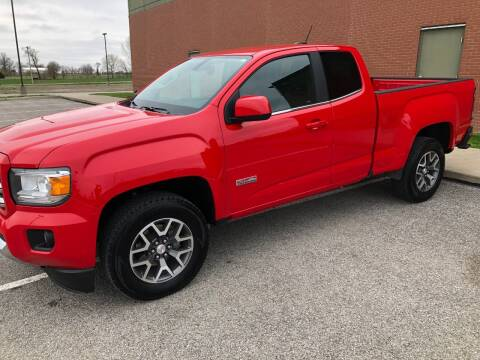 2016 GMC Canyon for sale at Teds Auto Inc in Marshall MO