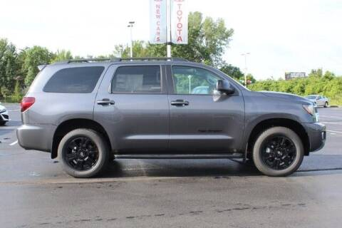2022 Toyota Sequoia for sale at Twin City Toyota in Herculaneum MO