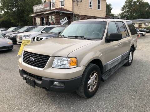 2006 Ford Expedition for sale at MAGIC AUTO SALES in Little Ferry NJ