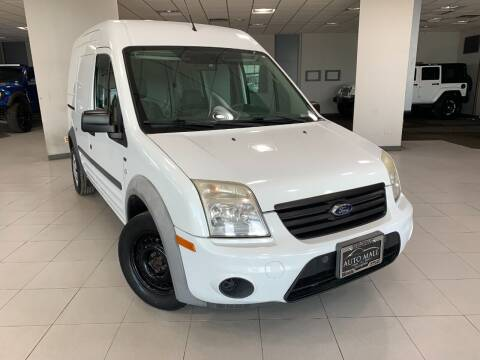 2013 Ford Transit Connect for sale at Auto Mall of Springfield in Springfield IL