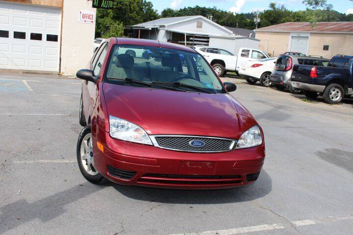 2005 Ford Focus for sale at SAI Auto Sales - Used Cars in Johnson City TN