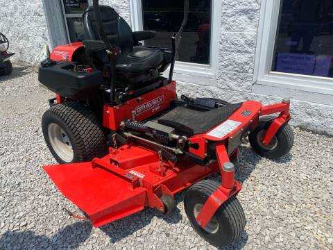 2002 Gravely 250z for sale at Gary Sears Motors in Somerset KY